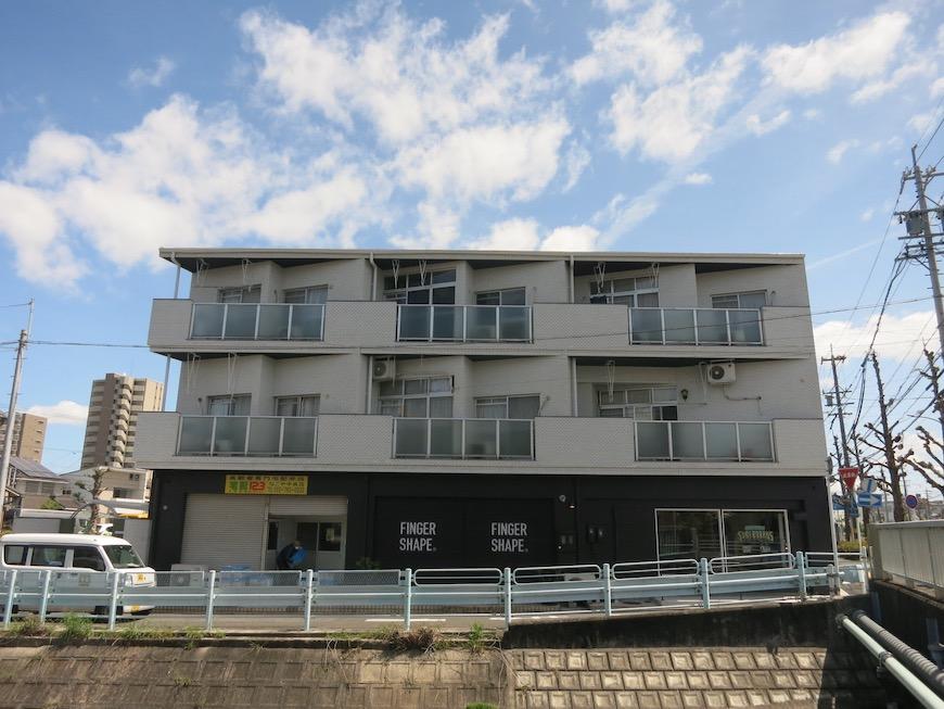 外観・共用 川原ロイヤルハイツ3B3