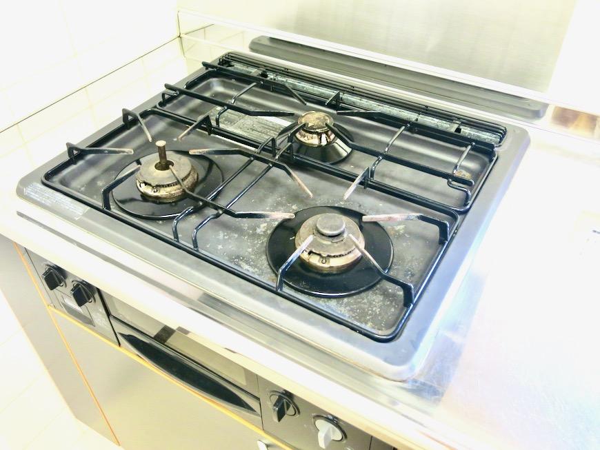 キッチン ザ・センチュリーステイツ506号室5
