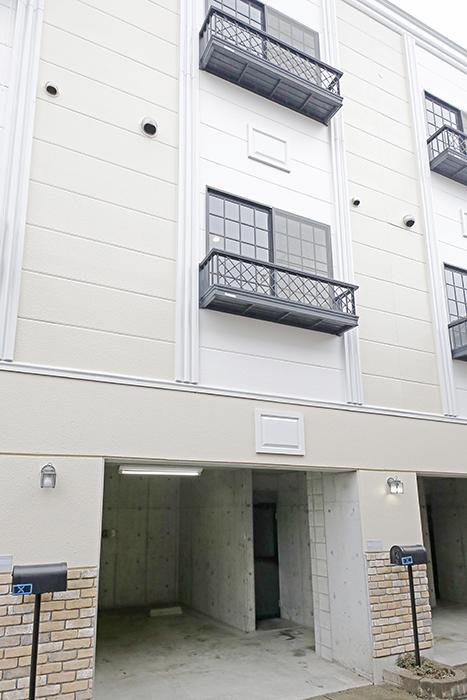 清須市【シャトー】102号室_一階から三階のメゾネットタイプのお部屋です_MG_8459