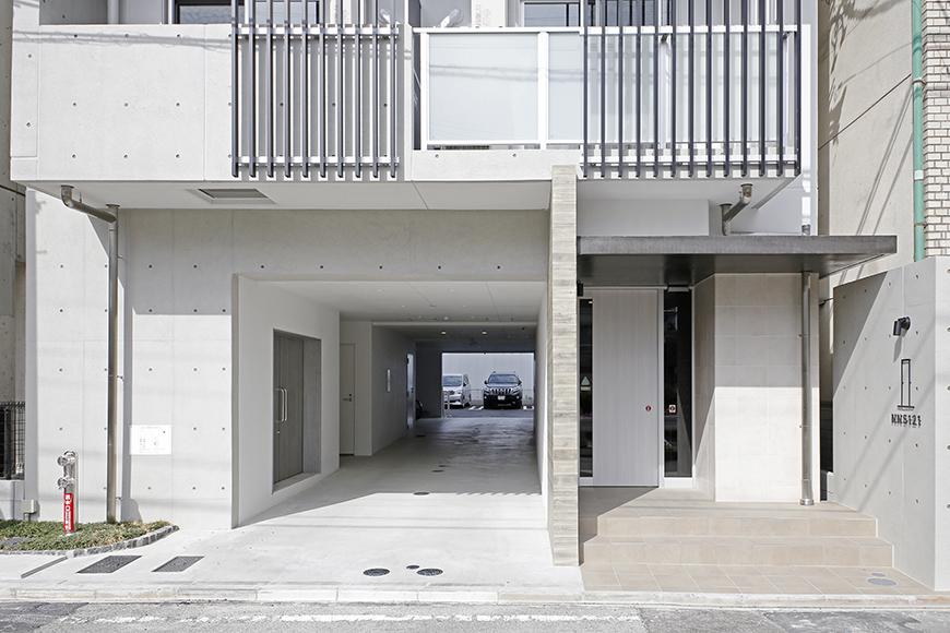 【NNS121】外観・共有_建物入り口・エントランス_MG_0706