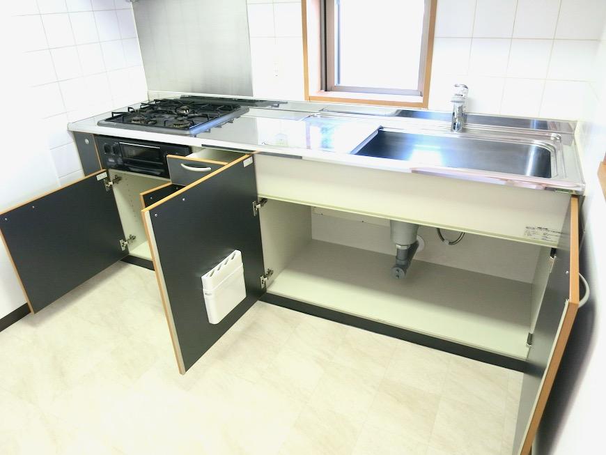キッチン ザ・センチュリーステイツ506号室4