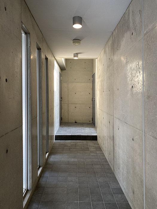 MATRIX38廊下