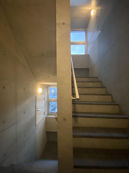 MATRIX38階段