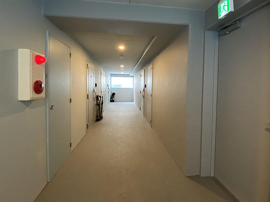 アンジュ栄廊下