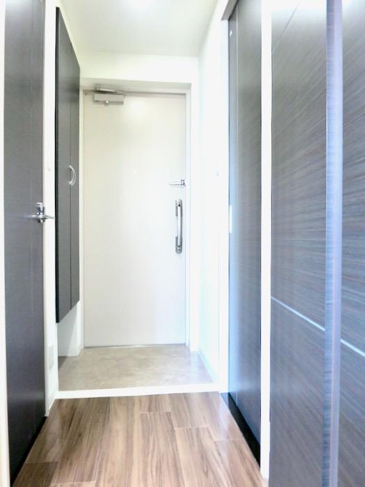 玄関・廊下 ネクサスサクラ205号室ネクサスサクラ205号室IMG_0014