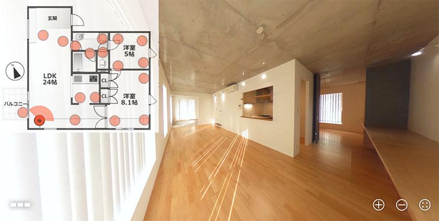 TASHIRO71 301号室 本文