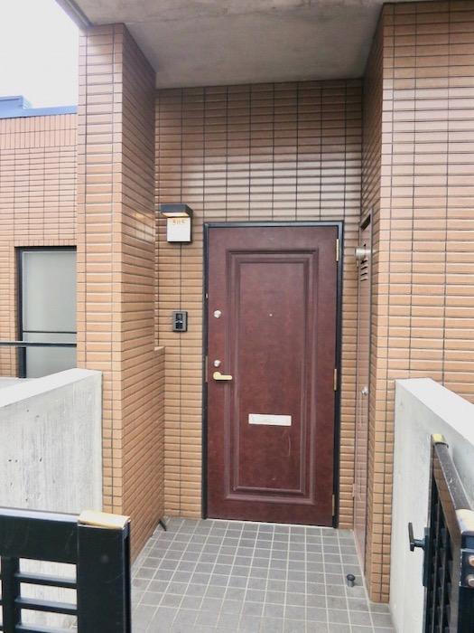 玄関・外観・共用 ビラ三秀山中505号室8