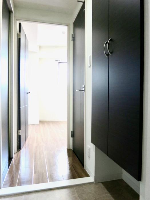 玄関・廊下 ネクサスサクラ205号室ネクサスサクラ205号室IMG_0005