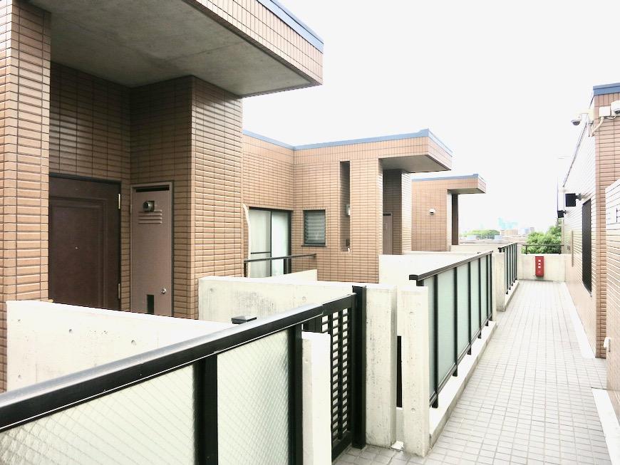 玄関・外観・共用 ビラ三秀山中505号室7