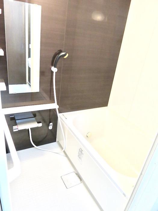 サニタリー&バスルーム ビラ三秀山中505号室12