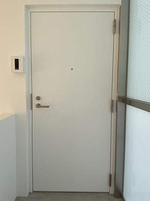 HARVEY RESIDENCE TAIKO 301号室玄関