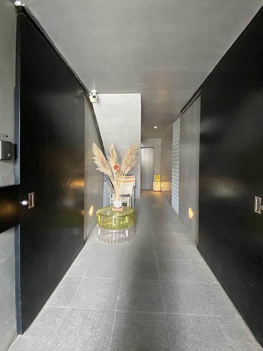RIALTO 102号室玄関