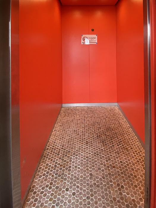 TASHIRO71エレベーター
