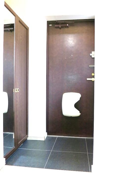 内玄関・廊下 ビラ三秀山中505号室4