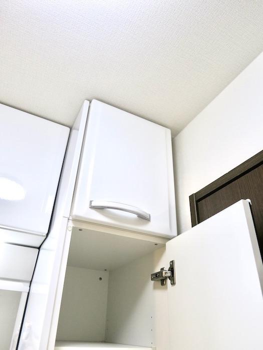 サニタリー&バスルーム ビラ三秀山中505号室5