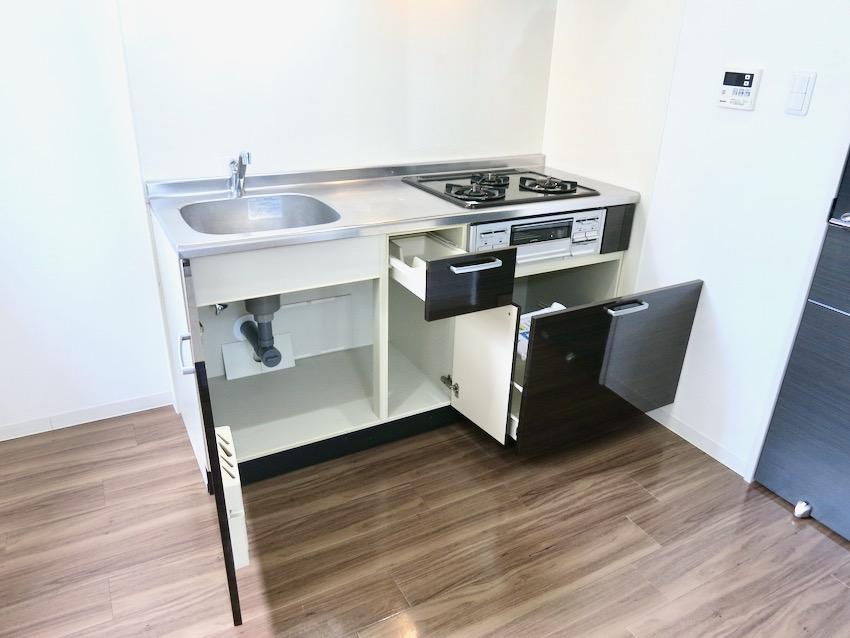 キッチン  ネクサスサクラ205号室ネクサスサクラ205号室IMG_0033