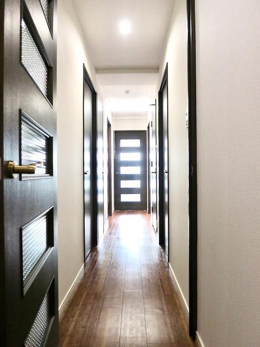 内玄関・廊下 ビラ三秀山中505号室3