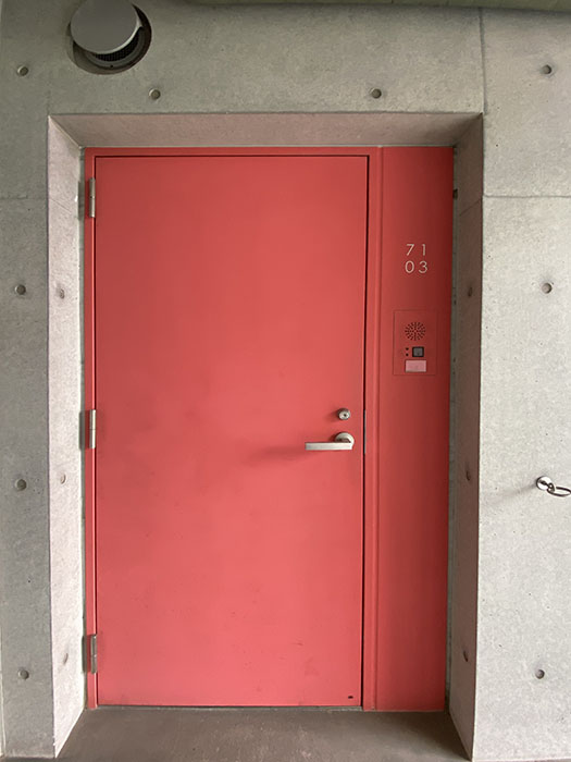 TASHIRO71玄関ドア
