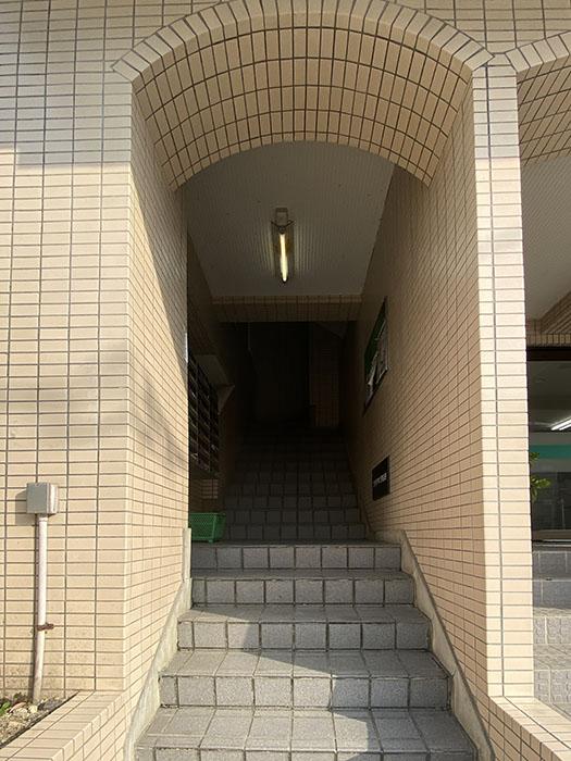 星ヶ丘第一ビル入り口
