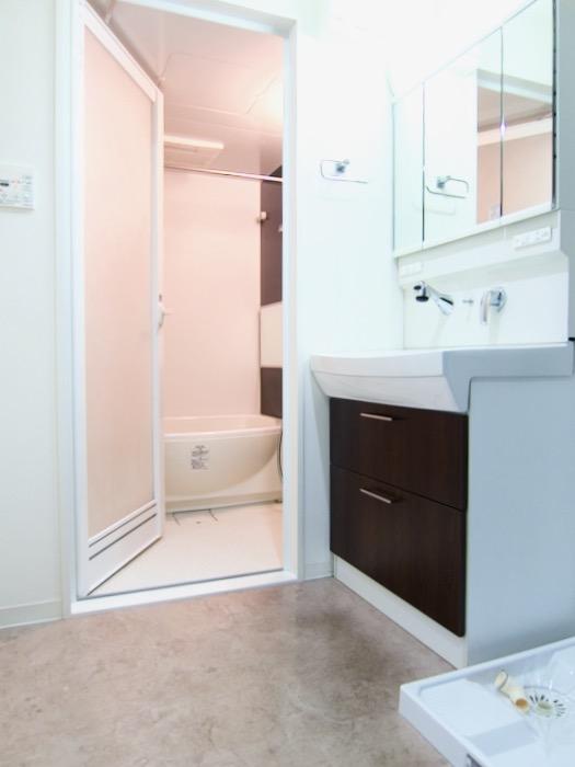 サニタリー&バスルーム ネクサスサクラ205号室ネクサスサクラ205号室IMG_0090