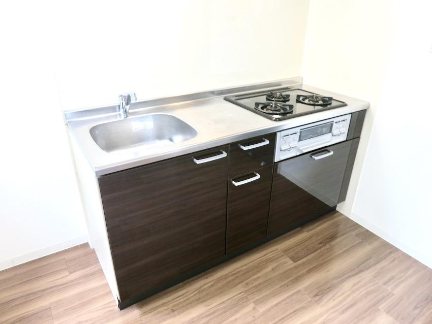 キッチン  ネクサスサクラ205号室ネクサスサクラ205号室IMG_0031