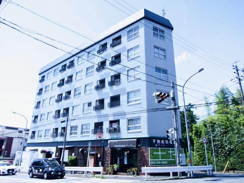 ●外観、共用 南山ビル501号室南山ビル501号室IMG_0405