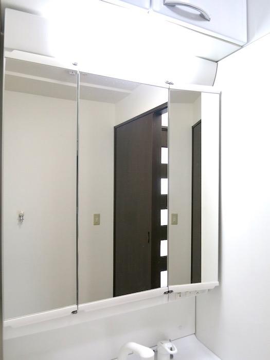サニタリー&バスルーム ビラ三秀山中505号室9