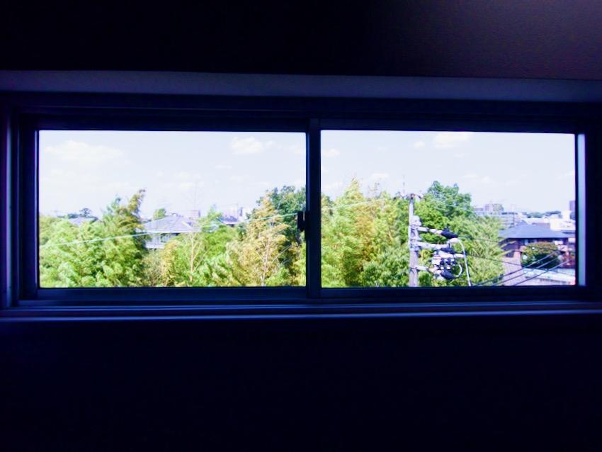 窓からの眺め 南山ビル501号室IMG_0388