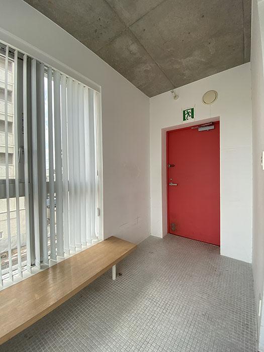 TASHIRO71玄関