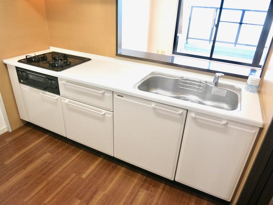 キッチン ビラ三秀山中505号室2