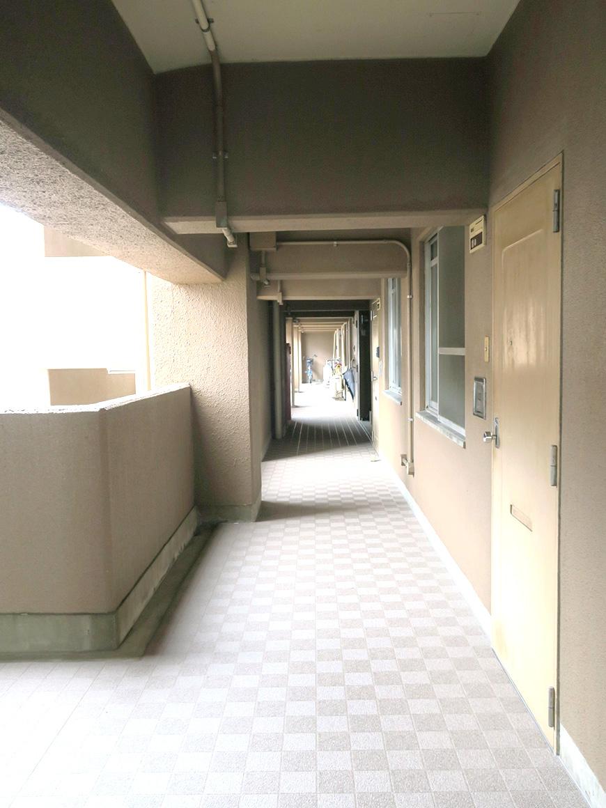 5_6階共用廊下