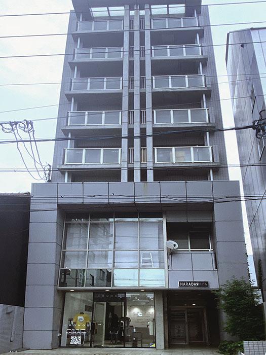 HARADA栄南ビル外観