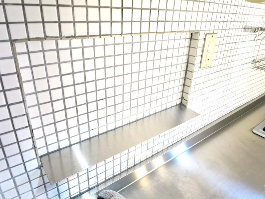 スタイリッシュなキッチン「印象派」ARK HOUSE 南館3-C 00007