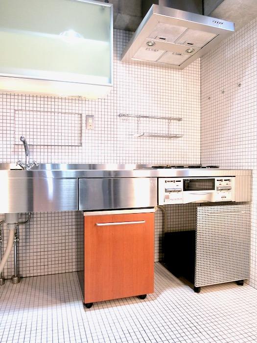 スタイリッシュなキッチン「印象派」ARK HOUSE 南館3-C 00003
