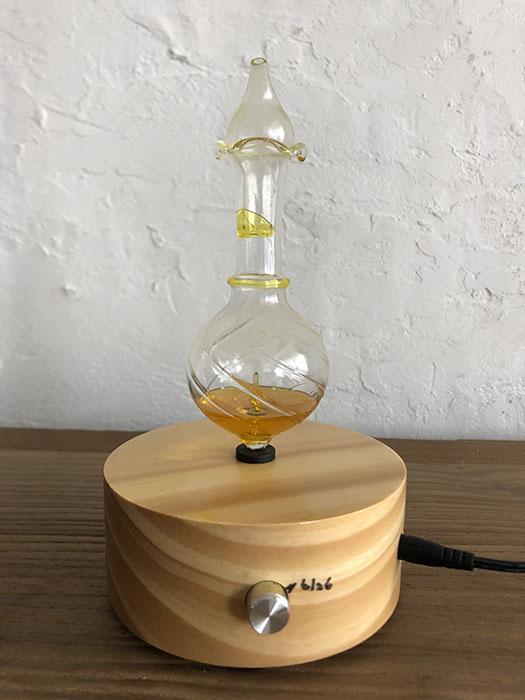 アロマ機_▲このような器械により、BRANCH AVENUEのオフィスはいい香りに包まれています♪