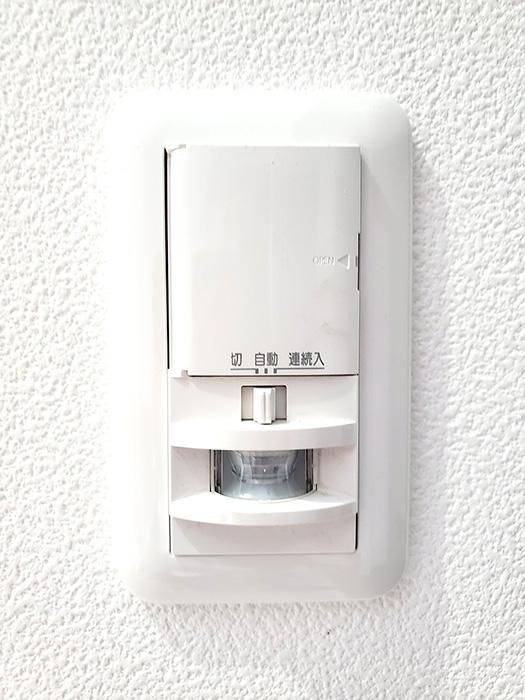 14_A_車庫_センサー設置機