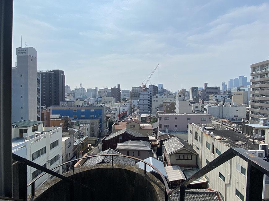 ALA大須屋上