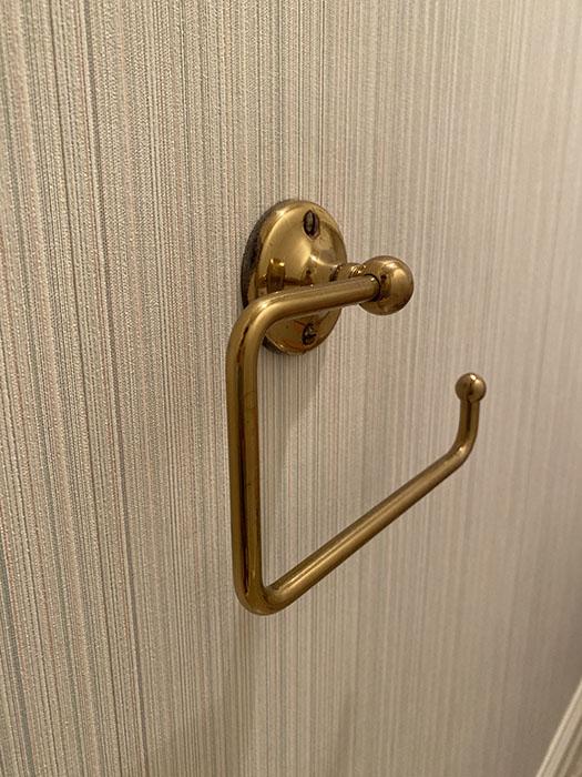 MA MAISON 弐番館 401号室トイレ金具
