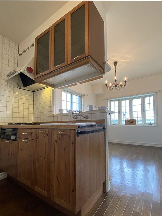 MA MAISON 参番館 401号室キッチン
