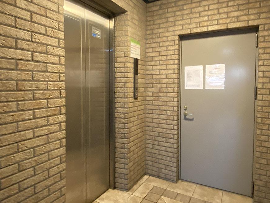プロビデンス栄 エレベーター
