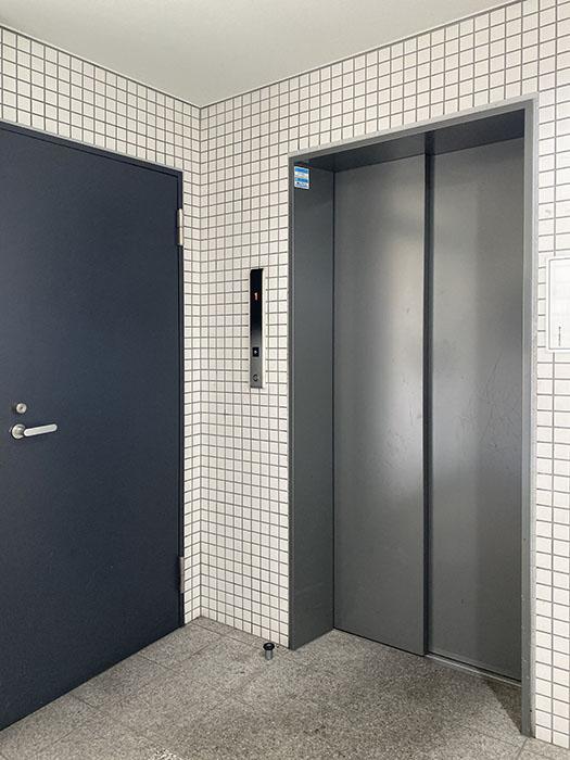 一番町ヒューマンビル エレベーター
