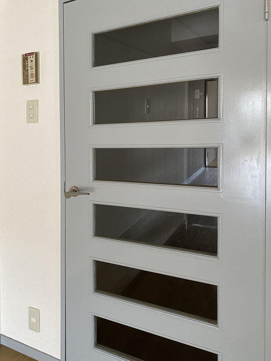 タケナカビル 403号室扉