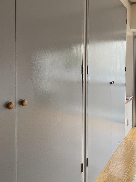 タケナカビル403号室 クローゼット