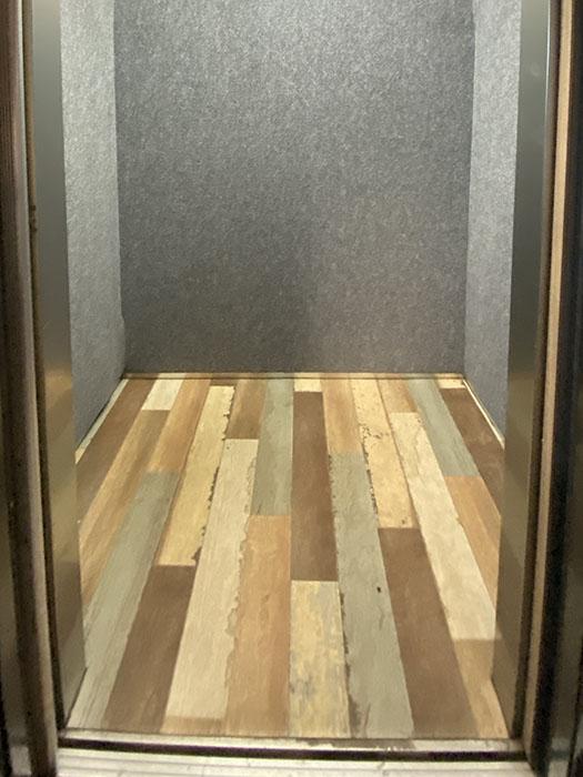 第47プロスパービル エレベーター
