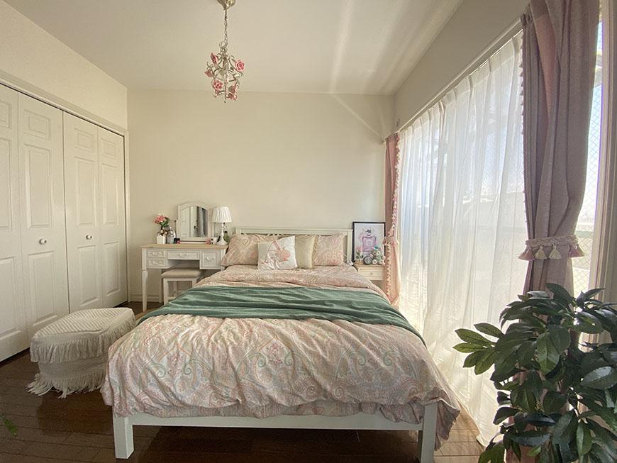 マ・メゾン402 寝室 Before