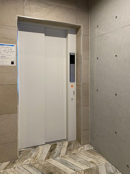 NR伏見 エレベーター