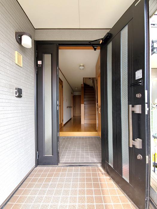 2玄関ドア