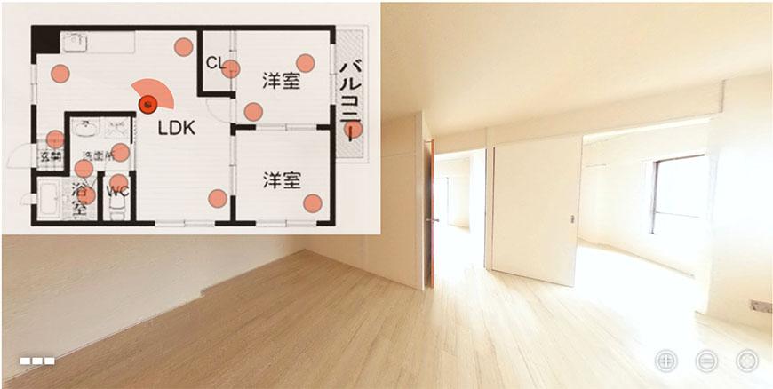星ヶ丘ハイツ202号室本文