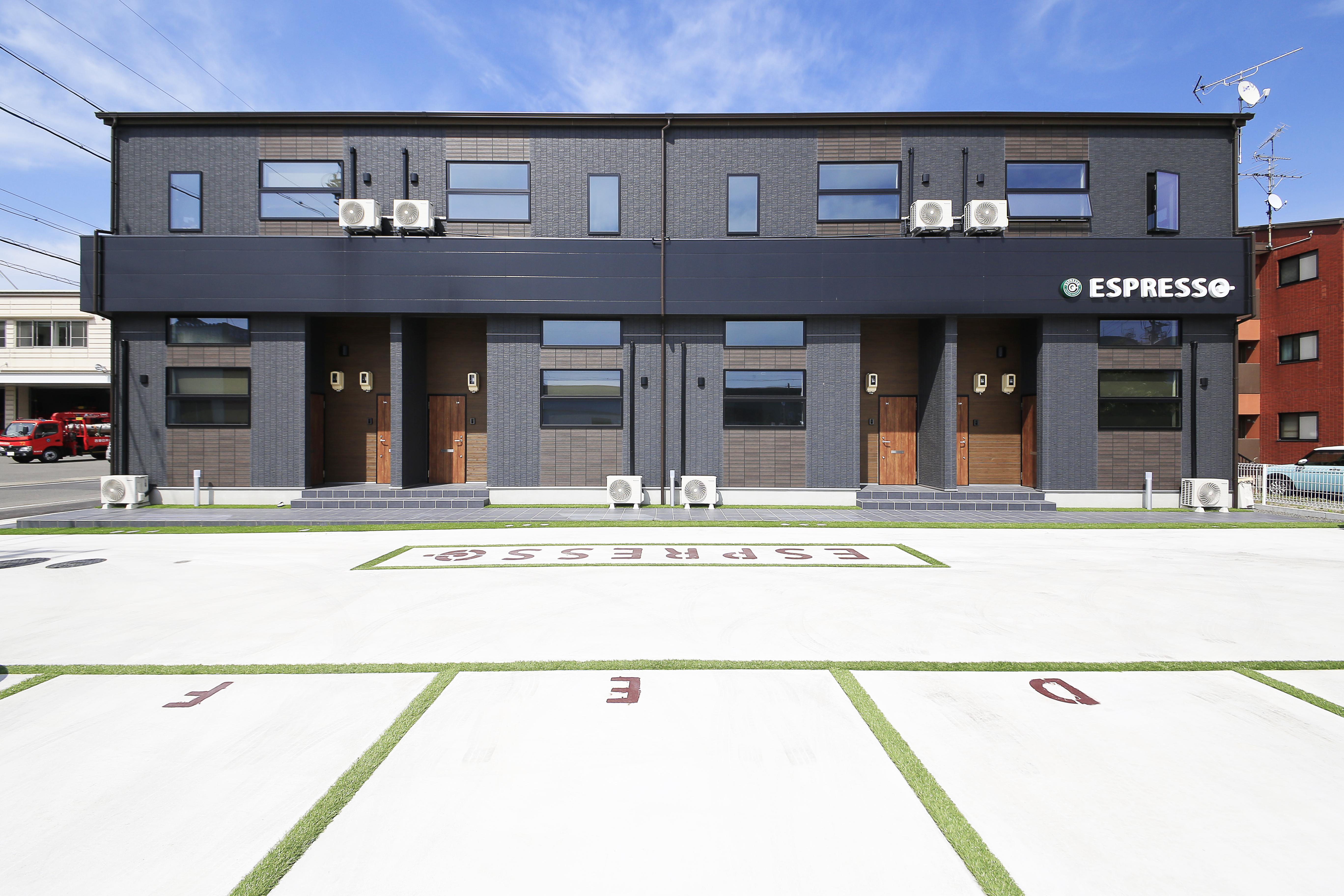 ブルックリンスタイルアパートメント_ESPRESSO清須の外観_MG_1036