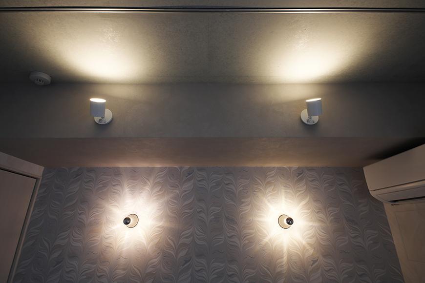 星が丘【02/HM】302号室_洋室_ステキな照明・スポットライト_MG_5329